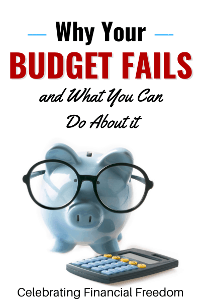 Why Your Budget Doesn't Work (and What You Can Do About it)