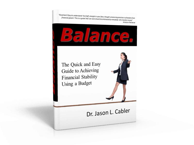 balance book budget budgeting