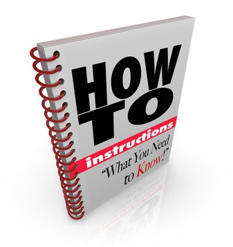 Money Making Idea #5- Write a How To Book