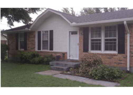 Rental property tenant renter