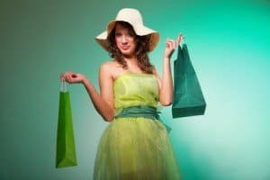 shopaholic overshopping stop signs