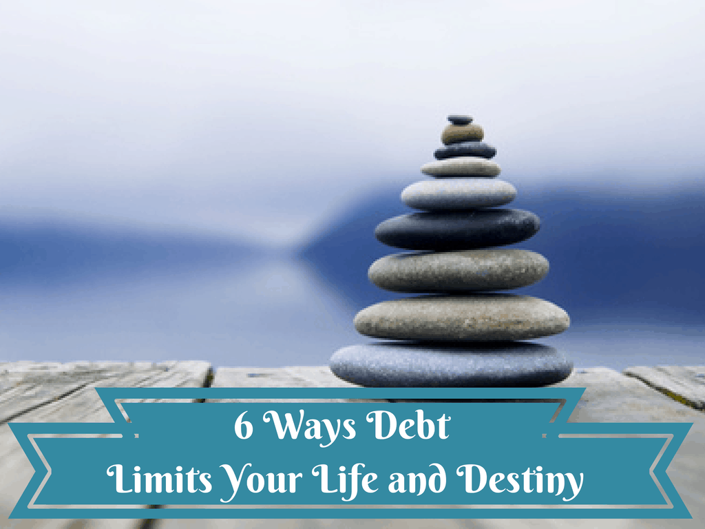 More is Not Always Better- 6 Ways Debt Limits You Financially