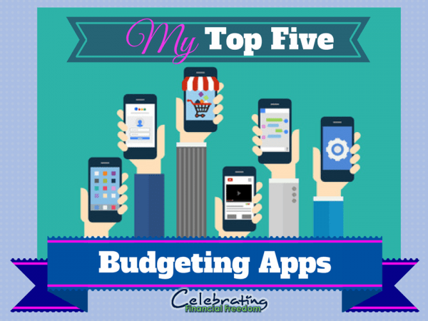 My Top 5 Budgeting Apps