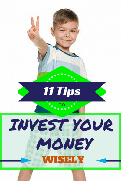 11 Tips for Beginners to Invest Your Money Wisely