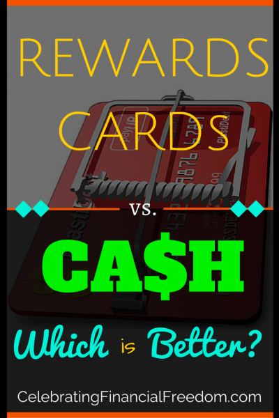 Rewards Cards vs. Paying Cash- Which One is Better?