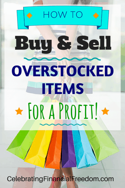 How to Buy and Sell Overstock Items For a Profit
