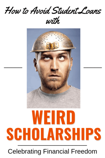 How to Avoid Student Loan Debt With Weird Scholarships