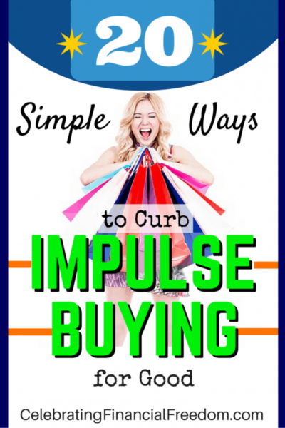 20 Simple Ways to Curb Impulse Buying for Good