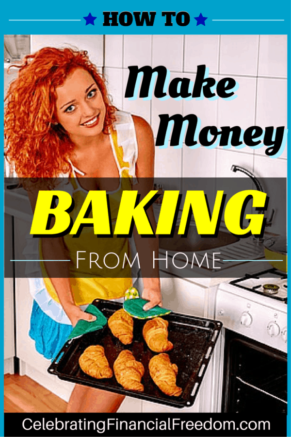 How to Make Money Baking From Home -Money Making Idea #18