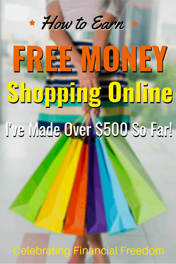 Get Paid to Shop on Ebates Rakuten- Earn Free Money Shopping Online 1