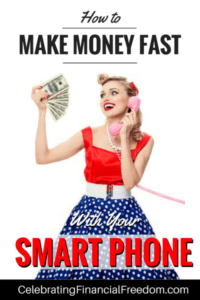 How to Make Money Online Fast With Your Smart Phone