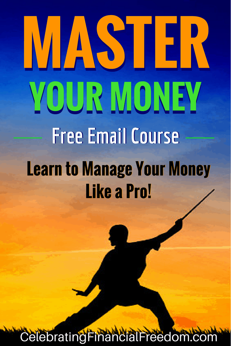 Master Your Money Free Email Course- Manage Your Money Better