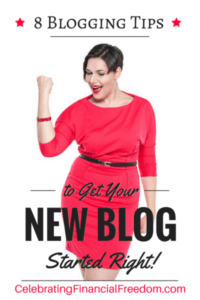 8 Blogging Tips to Get Your New Blog Started Right