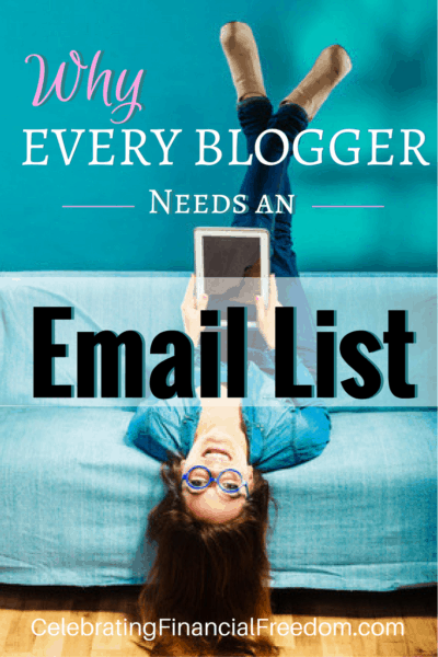Why Every Blogger Needs to Build an Email List