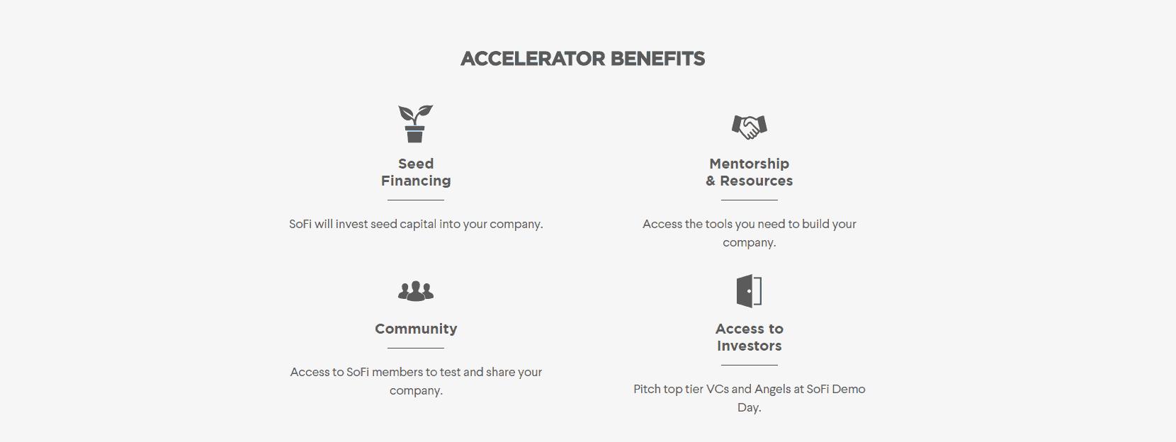 SoFi Entrepreneur Program