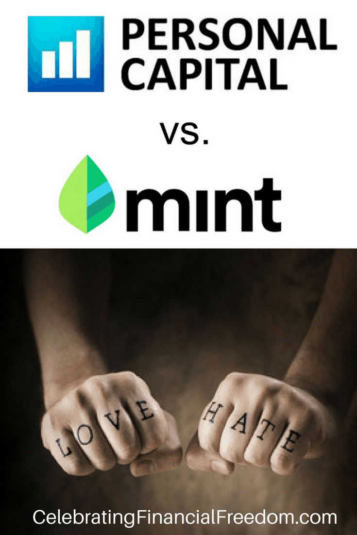 Personal Capital vs. Mint- 2019 Review of Two Top Personal Finance Apps