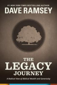 Legacy Journey Book