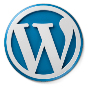 Wordpress blog logo