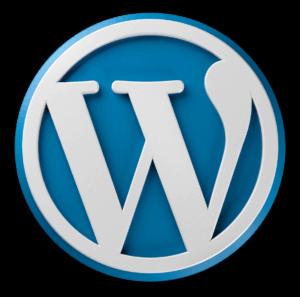 Wordpress blog logo