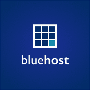 Bluehost blog hosting